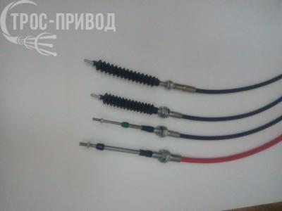 Трос управления двигателем экскаватор ТВЭКС ЕК-18-90, ЕК-14-90